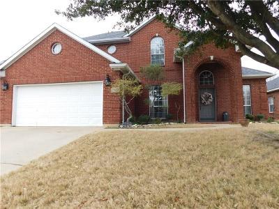 Arlington Single Family Home For Sale: 7022 Echo Lake Court