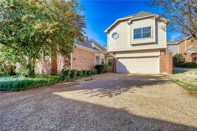 Garland Single Family Home For Sale: 3418 Forest Hills Circle