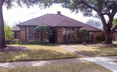 Plano Single Family Home For Sale: 1504 Huron Trail