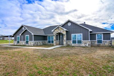 Stephenville Single Family Home Active Option Contract: 3737 County Road 461