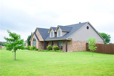 Weatherford Single Family Home For Sale: 100 Smokey Branch