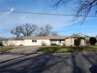 Comanche Single Family Home For Sale: 907 N Page Street