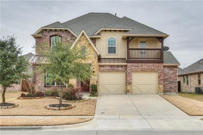 McKinney Single Family Home For Sale: 5521 Ivyridge Lane