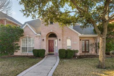 McKinney Single Family Home For Sale: 2305 Vail Drive