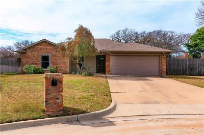 Single Family Home For Sale: 1032 Palo Duro Trail