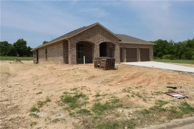 Sherman Single Family Home For Sale: 1508 Fairway Dr