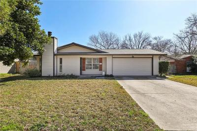 Dallas Single Family Home For Sale: 11306 Dalron Drive