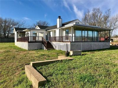 Quinlan Single Family Home For Sale: 875 Private Road 3784