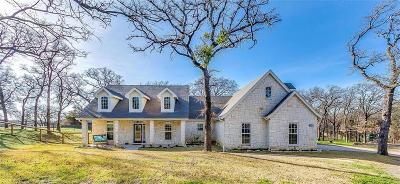Tarrant County Single Family Home For Sale: 3756 Lucy Trimble Road