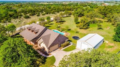 Parker County Single Family Home For Sale: 5374 Old Brock Road
