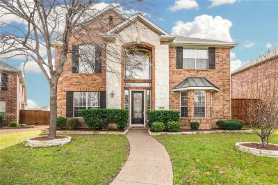Frisco Single Family Home For Sale: 2151 Quail Meadow Lane