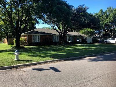 Dallas Single Family Home For Sale: 5840 Northmoor Drive