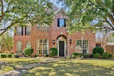Frisco Single Family Home For Sale: 4505 Explorer Drive