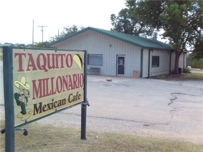 Comanche Commercial For Sale: 2295 Highway 2861