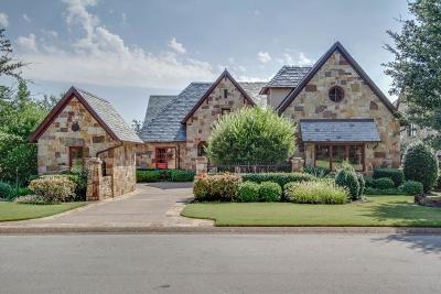 Westlake Single Family Home For Sale: 2201 Cedar Elm Terrace