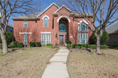 Collin County Single Family Home For Sale: 14604 Snowshill Drive