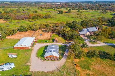 Parker County Farm & Ranch For Sale: 8465 Granbury Highway