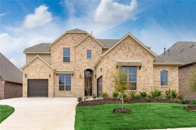 Rockwall Single Family Home For Sale: 930 Colby Bluff Drive