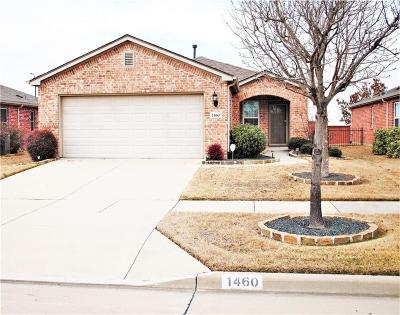 Frisco Single Family Home For Sale: 1460 Troon Drive