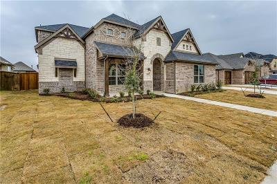 Burleson Single Family Home For Sale: 126 Fairweather Drive