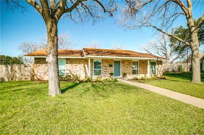 Single Family Home For Sale: 12037 Bencrest Place