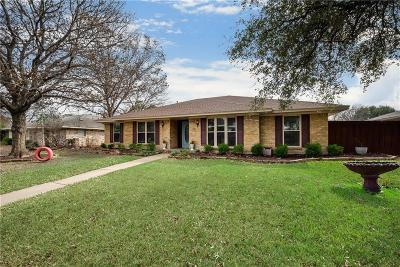 Plano Single Family Home For Sale: 3112 Jomar Drive
