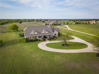 Ellis County Single Family Home For Sale: 411 McAlpin Road