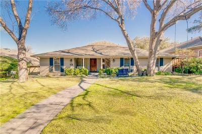Dallas, Fort Worth Single Family Home For Sale: 9145 Raeford Drive