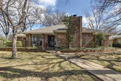 Arlington Single Family Home For Sale: 4517 Willow Bend Drive