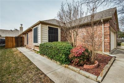 Euless Single Family Home For Sale: 903 Palomino Drive