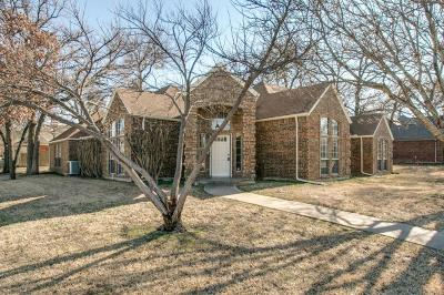Azle Single Family Home For Sale: 1341 Oak Harbor Boulevard