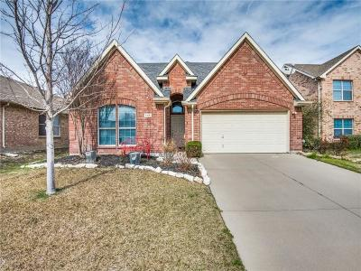 Saginaw Single Family Home For Sale: 644 Fossil Wood Drive