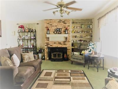 Weatherford Single Family Home For Sale: 602 Hilltop Drive