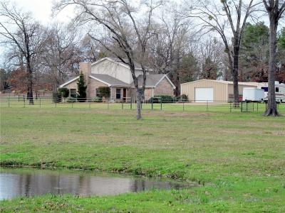Quitman Single Family Home For Sale: 220 County Road 1477