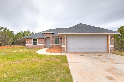 Granbury Single Family Home For Sale: 5802 Stonegate Circle