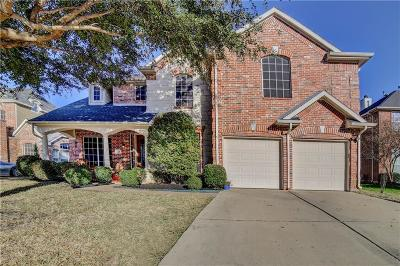 Mansfield TX Single Family Home For Sale: $339,000