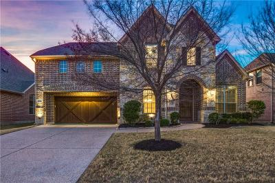 Trophy Club Single Family Home For Sale: 2627 Kingsford Lane