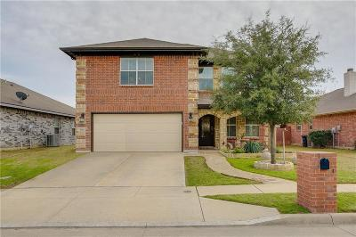 Fort Worth Single Family Home For Sale: 345 Chalkstone Drive