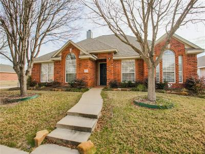 Allen Single Family Home For Sale: 1315 Ballantrae Drive