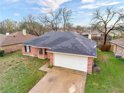 Garland Single Family Home For Sale: 2121 McIntosh Drive