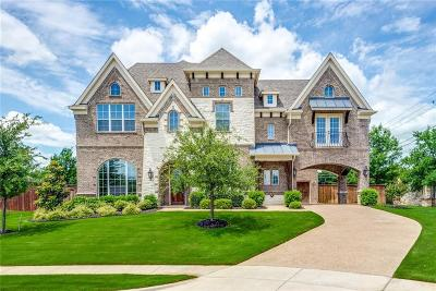 Keller Single Family Home For Sale: 1500 Mossycup Court