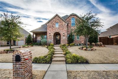 Prosper Single Family Home For Sale: 850 Blue Ridge Drive