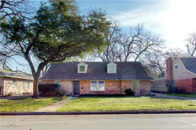 Arlington Single Family Home For Sale: 807 Waggoner Drive