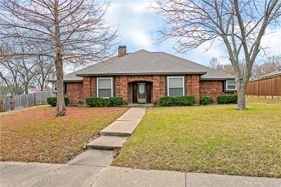Wylie Single Family Home For Sale: 604 Butler Circle