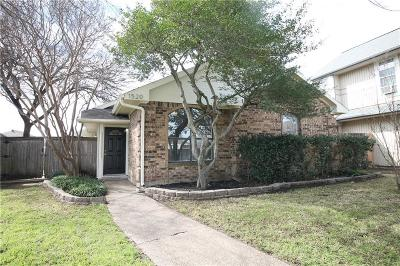 Mesquite Single Family Home For Sale: 1520 Wheatfield Drive