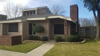 Arlington Residential Lease For Lease: 5916 Baroncrest Drive