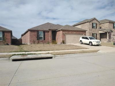 Little Elm Single Family Home For Sale: 1012 Rivers Creek Lane