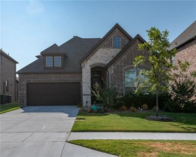 Single Family Home For Sale: 6301 Cedar Sage Trail