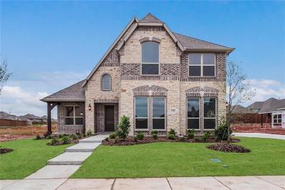 Prosper Single Family Home For Sale: 1520 Bainbridge Ln Lane