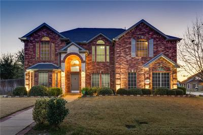 Mansfield TX Single Family Home For Sale: $379,000